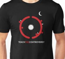 Hollow Earth (Teach the Controversy) Unisex T-Shirt