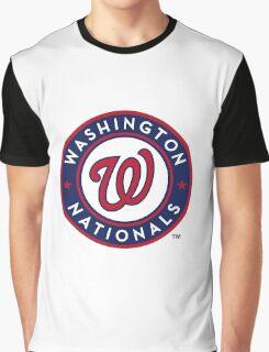 Washington Nationals Graphic T-Shirt