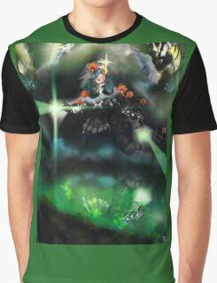 Dark Time [Digital Figure Illustration] Graphic T-Shirt
