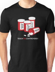 Four Humors (Teach the Controversy) Unisex T-Shirt