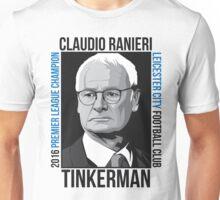 Claudio Ranieri Unisex T-Shirt