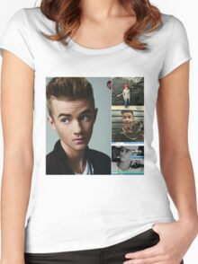 Jack Johnson 2016 Women's Fitted Scoop T-Shirt