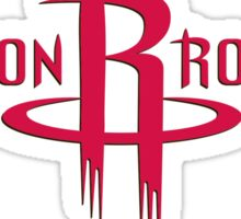 Houston Rockets Sticker