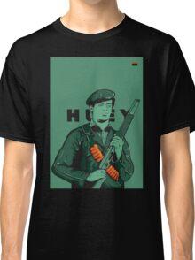 Black Panther Huey Newton Classic T-Shirt