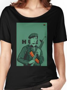Black Panther Huey Newton Women's Relaxed Fit T-Shirt