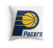 Indiana Pacers Throw Pillow