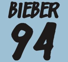 Bieber 94 One Piece - Short Sleeve