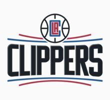 Los Angeles Clippers Baby Tee