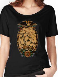 Clipper Ship Women's Relaxed Fit T-Shirt