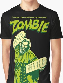 Zombie Moses Graphic T-Shirt