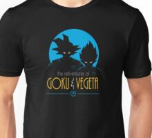 Adventures of Goku & Vegeta (SUPER) Unisex T-Shirt