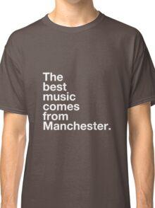 Manchester Music Classic T-Shirt