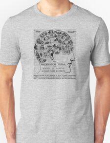 Phrenology - Know Thyself! T-Shirt