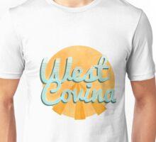 west covina cali Unisex T-Shirt