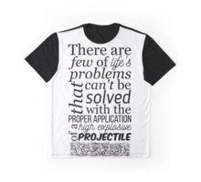 PROBLEM SOLVING - Level 1000 Graphic T-Shirt
