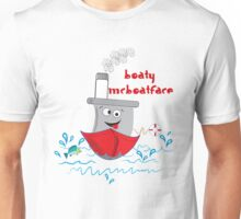 The Royal Boaty McBoatface Unisex T-Shirt