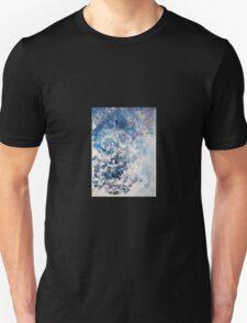 Beware of a silent dog and still water - Original Wall Modern Abstract Art Painting Unisex T-Shirt