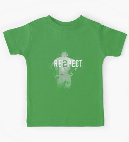 Respect Derek Jeter Kids Tee