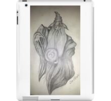 The Wizard in Action iPad Case/Skin