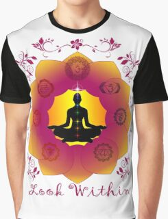 Look Within Graphic T-Shirt