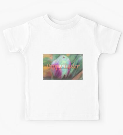Tulips for Easter Kids Tee