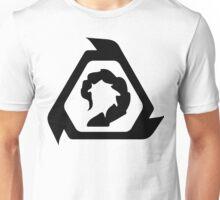 Twisted Insurrection -- Nod Logo [Black] Unisex T-Shirt