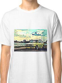 Vintage Yellow Golf Classic T-Shirt