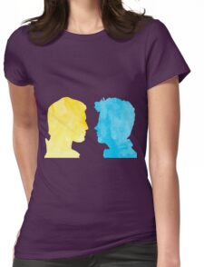Simon And Baz Womens Fitted T-Shirt