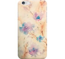 Lovely flowers iPhone Case/Skin