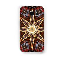 Stained Glass Abstract Samsung Galaxy Case/Skin