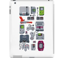 Game Controller Pixels iPad Case/Skin