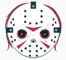 Jason Voorhees One Piece - Short Sleeve