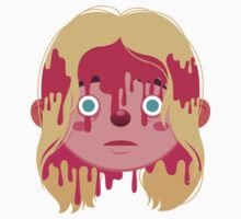 Carrie White Baby Tee