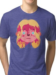 Carrie White Tri-blend T-Shirt