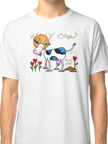Holy cow holy shit  Classic T-Shirt