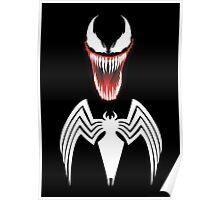 Spider's anti-hero Poster