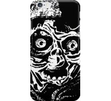 Scary Monster Nightmare Face iPhone Case/Skin
