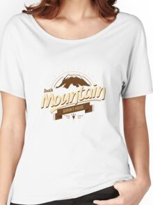 Death Mountain Women's Relaxed Fit T-Shirt
