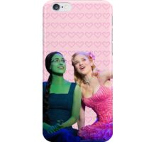 It all started with a Blonde and a Brunette | Gelphie iPhone Case/Skin