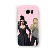 It all started with a Blonde and a Brunette   Swan Queen Samsung Galaxy Case/Skin