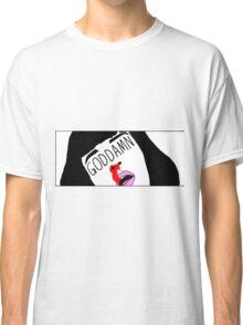 Mia Wallace - Pulp Fiction Classic T-Shirt