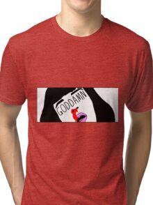 Mia Wallace - Pulp Fiction Tri-blend T-Shirt