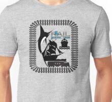Rail Sail Marine Team ~ Riviera Visual Graphic Design Sydney Unisex T-Shirt
