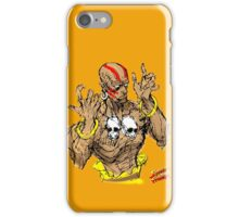 Streetfighter 2 Dhalsim iPhone Case/Skin