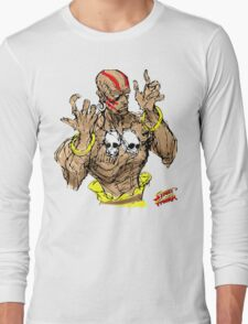Streetfighter 2 Dhalsim Long Sleeve T-Shirt