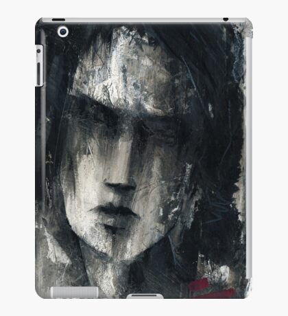 black iPad Case/Skin