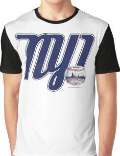new york baseball Graphic T-Shirt