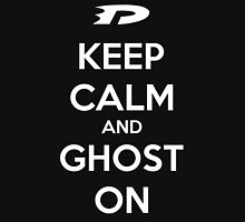 Danny Phantom - Keep Calm and Ghost On Unisex T-Shirt