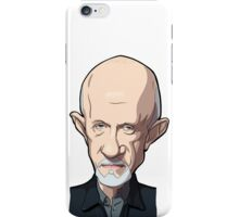 Mike Breaking bad caricature iPhone Case/Skin