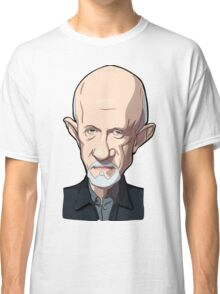 Mike Breaking bad caricature Classic T-Shirt